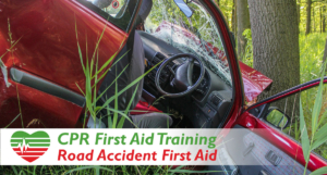 Road Safety First Aid Course @ East Garston