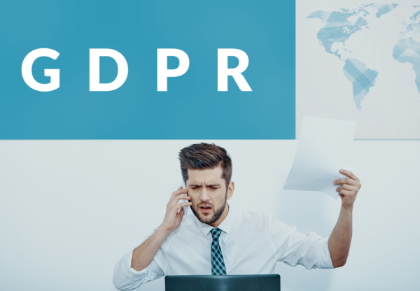 The reality of GDPR: The first to be fined