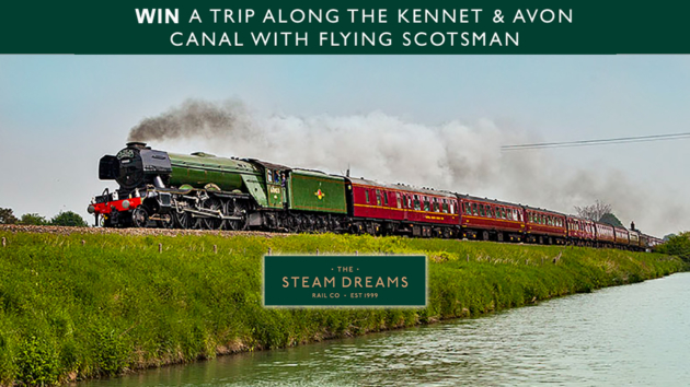 Win Two Tickets on a Flying Scotsman Trip! – Competition closed.