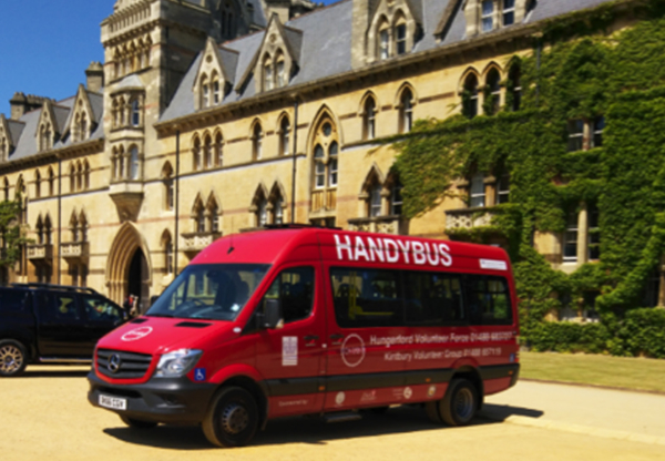 The CHAIN Handybus – Hungerford's community minibus