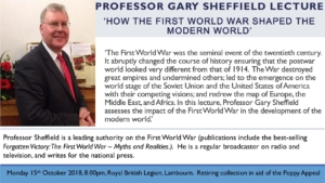 How the First World War Shaped the Modern World @ Royal British Legion | Lambourn | England | United Kingdom