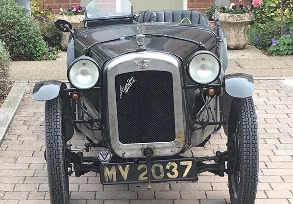 Classic Vehicles and Models Roar into Richmond Letcombe Regis