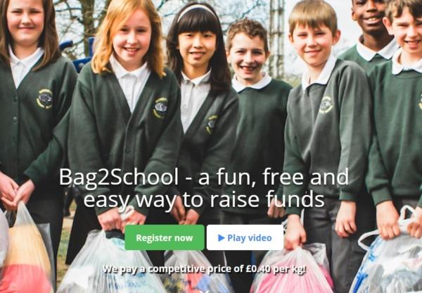 St. Michael's School, Aldbourne – Bag2School Collection