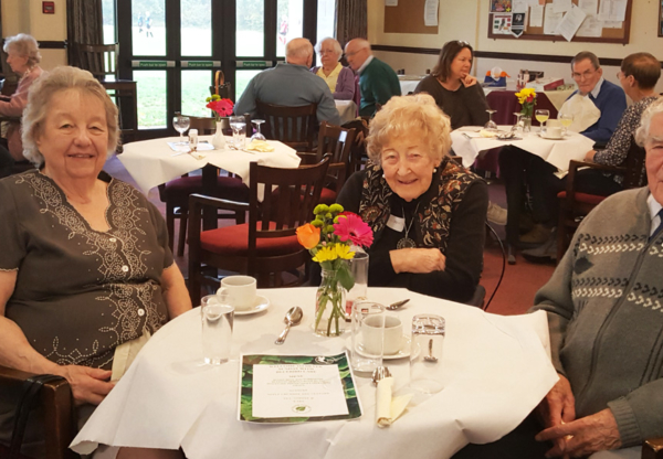 Bluebird Care helps the local community celebrate Silver Sunday