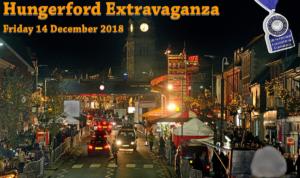 Hungerford Christmas Extravaganza @ Hungerford High Street | England | United Kingdom