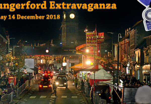 Sponsorship Opportunity of Hungerford Extravaganza 2018