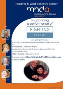 Fighting for Life @ West Berkshire Community Hospital   England   United Kingdom