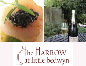 Fish and Fizz Friday at The Harrow at Little Bedwyn @ The Harrow at Little Bedwyn | Little Bedwyn | England | United Kingdom
