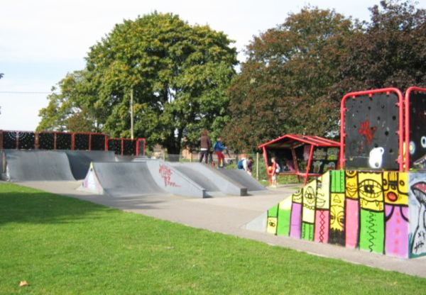Important information regarding Hungerford Skate Park