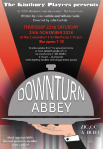 Downturn Abbey by Kintbury Players @ Coronation Hall  | Kintbury | England | United Kingdom