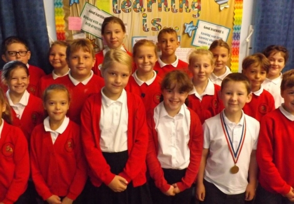 Lambourn School Gets Award