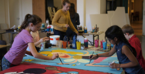 Make and Do Holiday Club: PANTO PAINTING WEEK