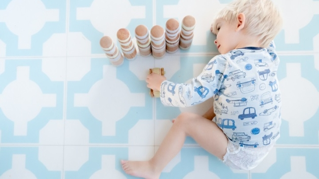 The Blue Sky Toy Collection by Love HeartWood