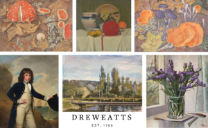 Alistair John Erskine Exhibition with highlights from Dreweatts Fine Art auction @ 