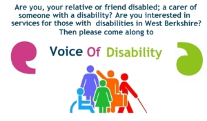 Voice Of Disability - Have Your Say @ Catholic Church Hall | England | United Kingdom