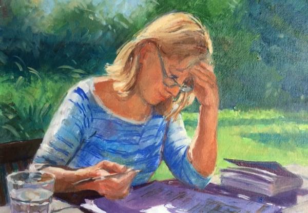 Art Classes with Tessa Kirby
