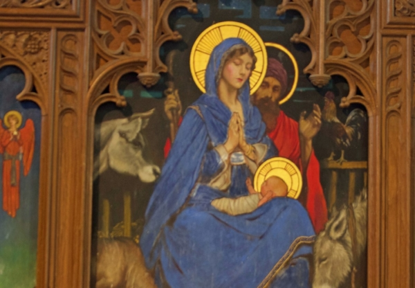 West Downland Churches Christmas Services & Events
