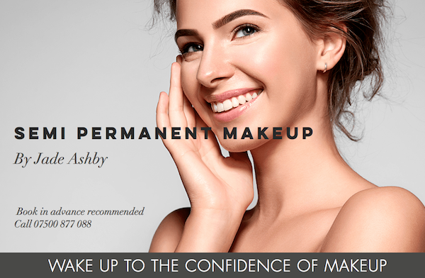 Semi Permanent Makeup Service at Natura Spa