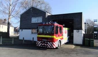 Lambourn Fire Station