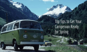 Spring Clean your Campervan
