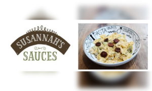 Susannah's Sauces Pasta