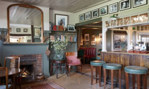 Pheasant Bar