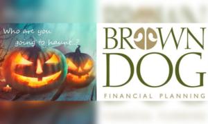 Brown Dog FP Halloween
