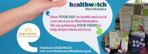 Healthwatch West Berkshire