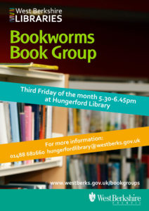 Bookworms Book Group @ Hungerford Library @ Hungerford Library | England | United Kingdom
