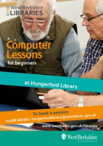 Computer Lessons for beginners @ Hungerford Library @ Hungerford Library | England | United Kingdom
