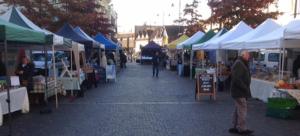 Newbury Farmers Market @ Newbury Market Place | England | United Kingdom