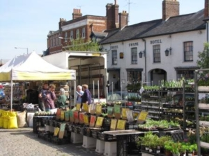 Hungerford Farmers Market @ Hungerford High Street | England | United Kingdom