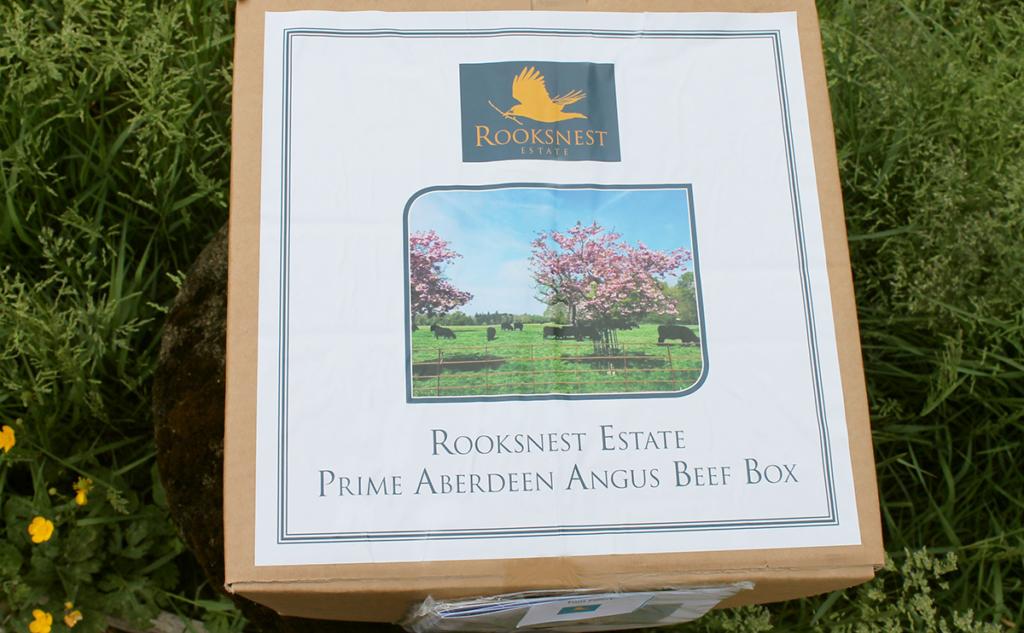 Rooksnest beef box image