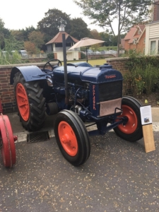Fordson tractor - classic car