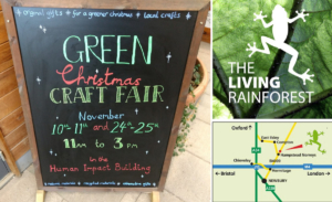 Green Christmas Craft Fair @ The Living Rainforest | Hampstead Norreys | England | United Kingdom