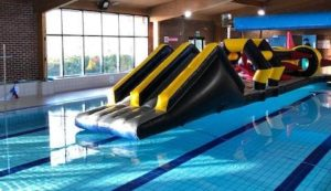 Inflatable Pool Session - May 2019 @ Hungerford Leisure Centre | England | United Kingdom
