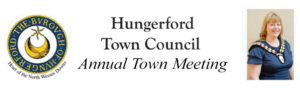 Hungerford Town Council Annual Meeting @ Hungerford Corn Exchange | England | United Kingdom