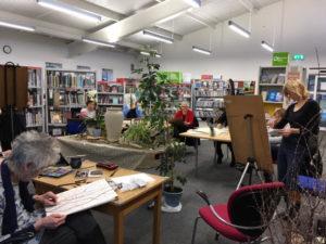 Drawing Workshop @ Hungerford Hub & Library | England | United Kingdom