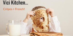 VICI Kitchen! Pancakes and French - Children Workshop! @ Vici Academy | England | United Kingdom