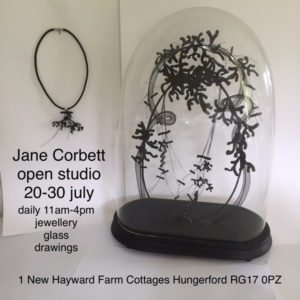 Jane Corbett Open Studios @ 1 New Hayward Farm Cottages | Newtown | England | United Kingdom