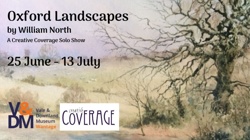 Vale and Downland Museum Oxford Landscapes poster