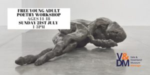 Free Young Adult Poetry Workshop @ Vale & Downland Museum | England | United Kingdom