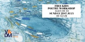Free Kids Poetry Workshop @ Vale & Downland Museum | England | United Kingdom