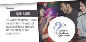 Monthly Mindbender Quiz Night at The White Hart in Hamstead Marshall @ The White Hart   Hamstead Marshall   England   United Kingdom