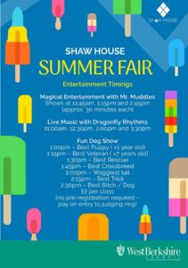 Shaw House (Newbury) - Summer Fair 2019 @ Shaw House | England | United Kingdom