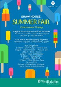 Shaw House (Newbury) - Summer Fair 2019 @ Shaw House | England | United Kingdom
