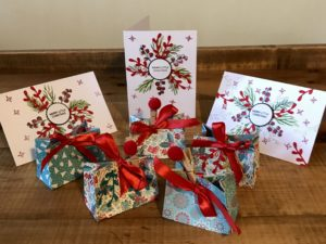 Festive Papercraft Workshop @ Sandham Memorial Chapel | Burghclere | England | United Kingdom