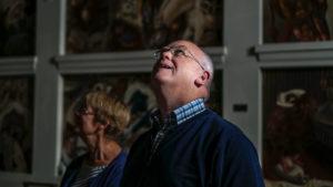 Sandham Chapel Talk @ Sandham Memorial Chapel   Burghclere   England   United Kingdom