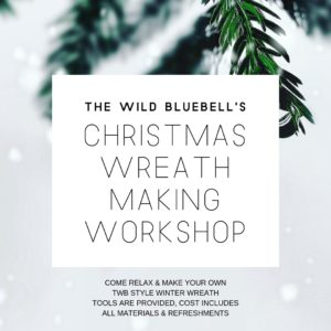 Christmas Wreath Making Workshop @ The Globe | England | United Kingdom