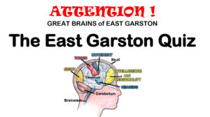 The East Garston Quiz (sold out) @ East Garston Village Hall | England | United Kingdom